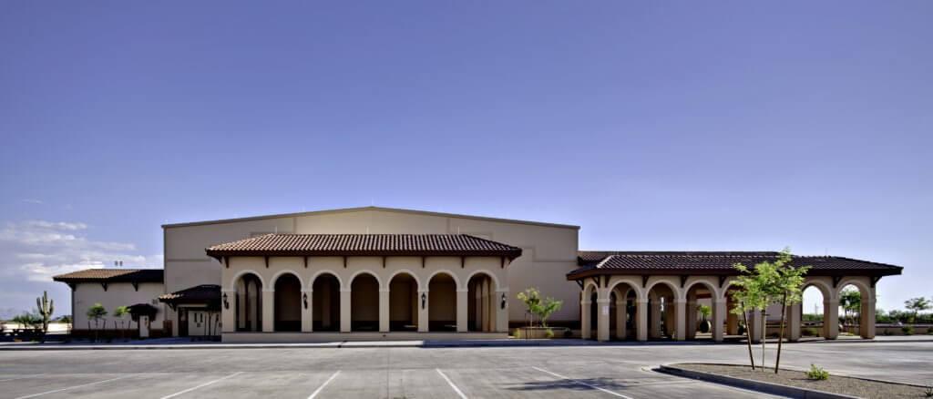 Casa Grande Assembly Hall | Bunger Steel