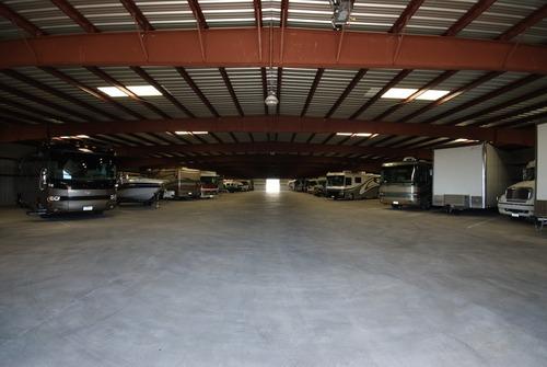 Custom Metal Building, Coyote Pass RV | Bunger Steel