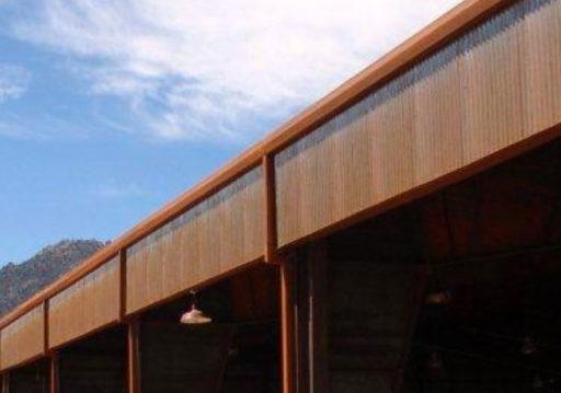 custom steel equestrian building | Bunger Steel
