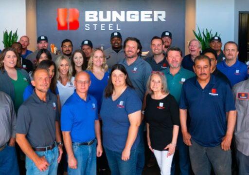 Bunger Steel staff photo
