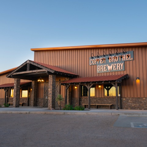 copper brotherl brewery | Bunger Steel