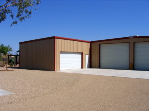 Steel Building Additions | Bunger Steel